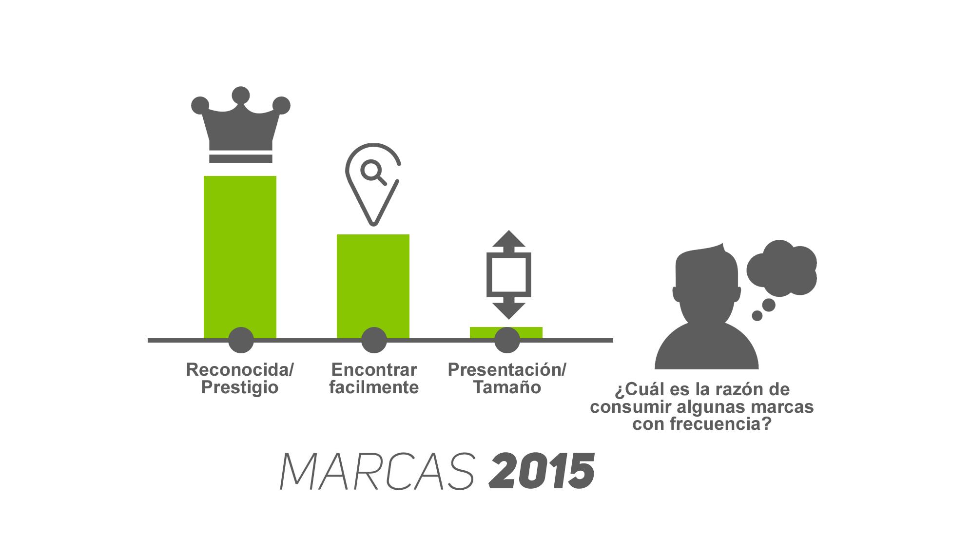 Las Marcas en el Perú 2015