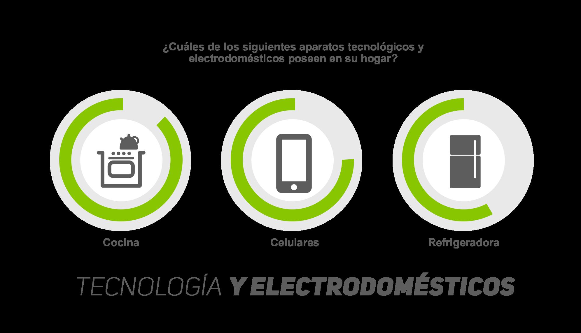 Tecnología y Electrodomésticos 2015