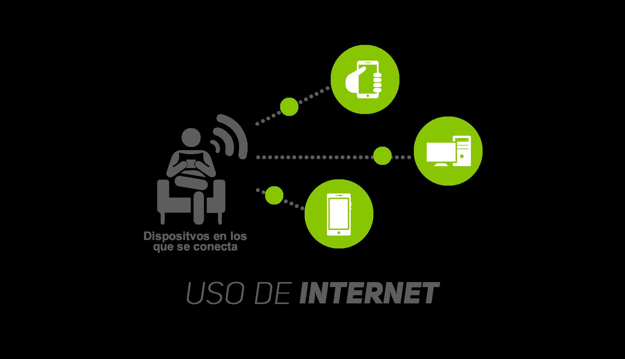 Uso de Internet 2015